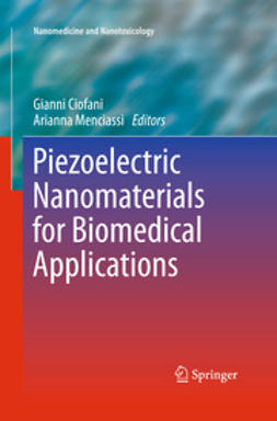 Ciofani, Gianni - Piezoelectric Nanomaterials for Biomedical Applications, ebook