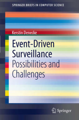 Denecke, Kerstin - Event-Driven Surveillance, ebook