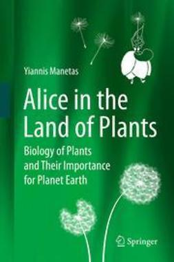 Manetas, Yiannis - Alice in the Land of Plants, ebook