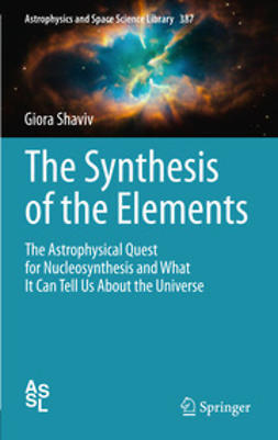 Shaviv, Giora - The Synthesis of the Elements, ebook
