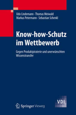 Lindemann, Udo - Know-how-Schutz im Wettbewerb, ebook
