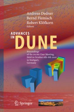 Dedner, Andreas - Advances in DUNE, ebook