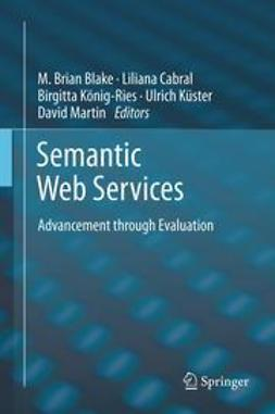 Blake, Brian - Semantic Web Services, ebook