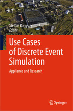 Bangsow, Steffen - Use Cases of Discrete Event Simulation, ebook