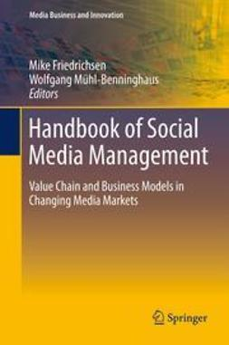 Friedrichsen, Mike - Handbook of Social Media Management, ebook