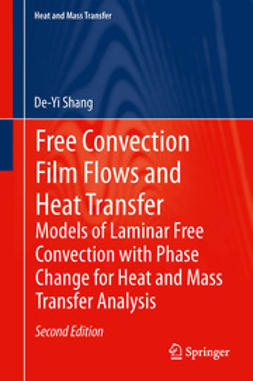 Shang, De-Yi - Free Convection Film Flows and Heat Transfer, ebook