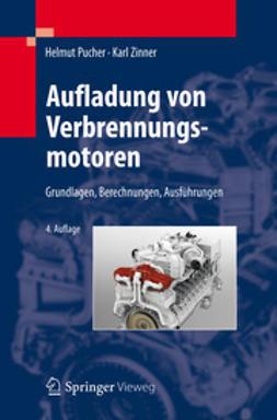 Pucher, Helmut - Aufladung von Verbrennungsmotoren, ebook