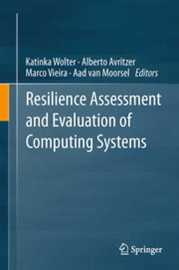 Wolter, Katinka - Resilience Assessment and Evaluation of Computing Systems, ebook