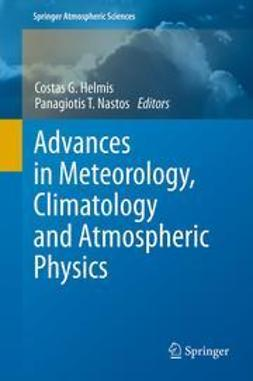 Helmis, Costas G. - Advances in Meteorology, Climatology and Atmospheric Physics, ebook