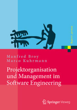 Broy, Manfred - Projektorganisation und Management im Software Engineering, ebook