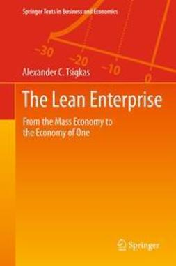Tsigkas, Alexander C. - The Lean Enterprise, ebook