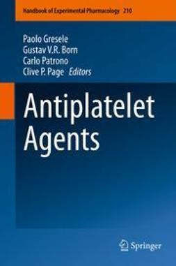 Gresele, Paolo - Antiplatelet Agents, ebook