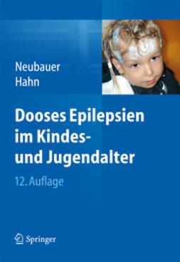 Neubauer, Bernd A. - Dooses Epilepsien im Kindes- und Jugendalter, ebook