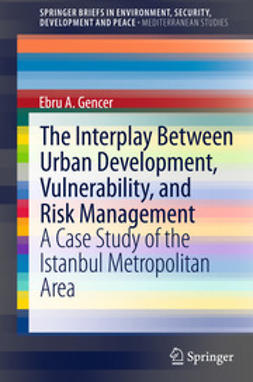 Gencer, Ebru A. - The Interplay between Urban Development, Vulnerability, and Risk Management, ebook