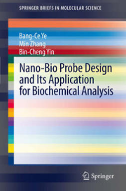 Ye, Bang-Ce - Nano-Bio Probe Design and Its Application for Biochemical Analysis, e-kirja