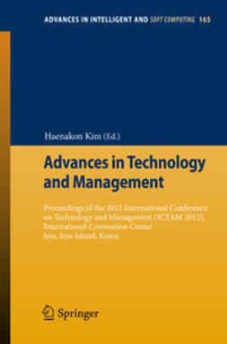 Kim, Haenakon - Advances in Technology and Management, ebook