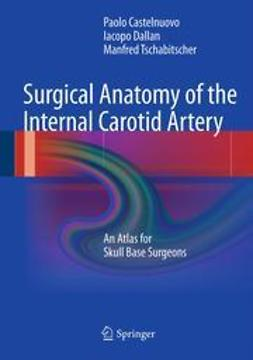 Castelnuovo, Paolo - Surgical Anatomy of the Internal Carotid Artery, ebook