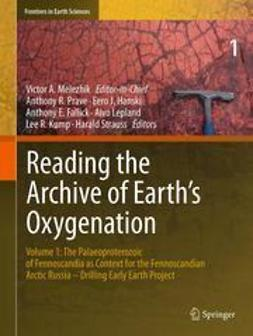 Melezhik, Victor A. - Reading the Archive of Earth's Oxygenation, e-bok