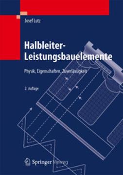Lutz, Josef - Halbleiter-Leistungsbauelemente, e-bok