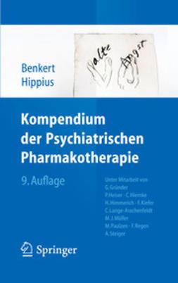 Benkert, Otto - Kompendium der Psychiatrischen Pharmakotherapie, ebook