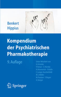 Benkert, Otto - Kompendium der Psychiatrischen Pharmakotherapie, e-kirja