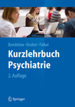 Bandelow, Borwin - Kurzlehrbuch Psychiatrie, ebook