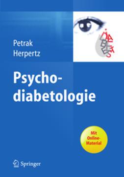 Petrak, Frank - Psychodiabetologie, ebook