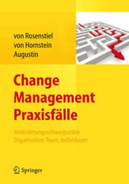 Rosenstiel, Lutz von - Change Management Praxisfälle, ebook