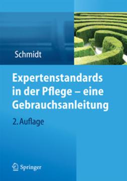 Schmidt, Simone - Expertenstandards in der Pflege - eine Gebrauchsanleitung, ebook