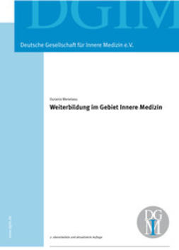 Menelaou, Ourania - Weiterbildung im Gebiet Innere Medizin, ebook