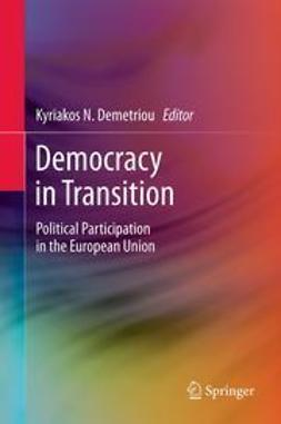 Demetriou, Kyriakos N. - Democracy in Transition, e-bok