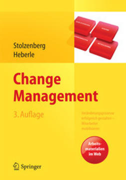 Stolzenberg, Kerstin - Change Management, ebook