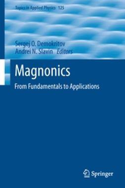 Demokritov, Sergej O. - Magnonics, ebook