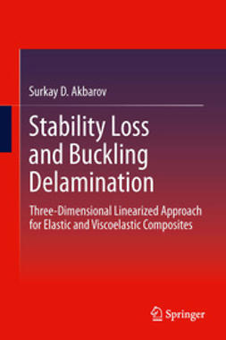 Akbarov, Surkay - Stability Loss and Buckling Delamination, ebook