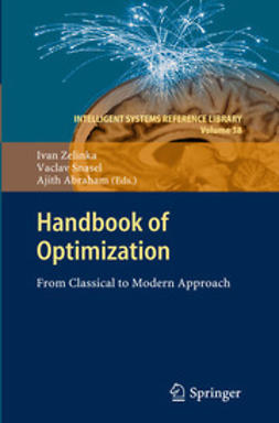 Zelinka, Ivan - Handbook of Optimization, e-kirja