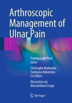 Piñal, Francisco del - Arthroscopic Management of Ulnar Pain, e-bok