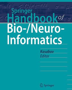 Kasabov, Nikola - Springer Handbook of Bio-/Neuroinformatics, ebook