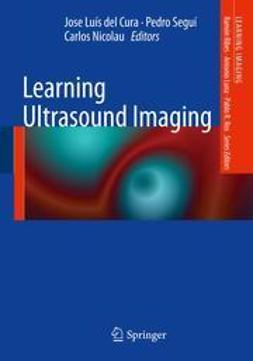 Cura, Jose Luís del - Learning Ultrasound Imaging, ebook
