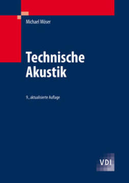 Möser, Michael - Technische Akustik, e-kirja