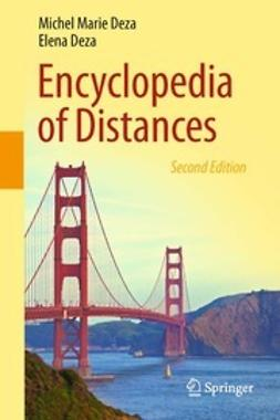 Deza, Michel Marie - Encyclopedia of Distances, e-kirja