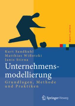 Sandkuhl, Kurt - Unternehmensmodellierung, ebook