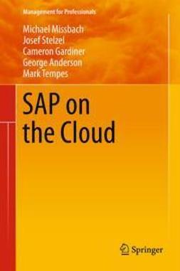 Missbach, Michael - SAP on the Cloud, ebook