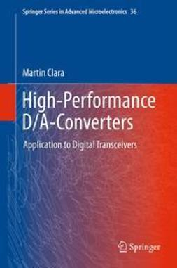 Clara, Martin - High-Performance D/A-Converters, ebook