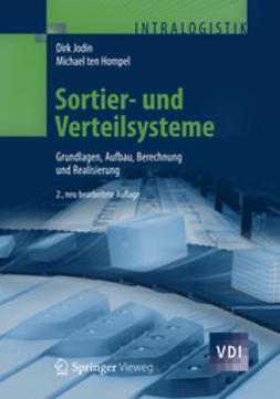 Jodin, Dirk - Sortier- und Verteilsysteme, e-kirja