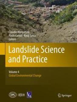 Margottini, Claudio - Landslide Science and Practice, e-bok