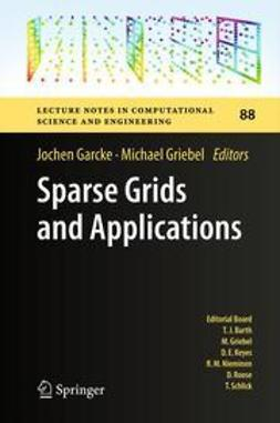 Garcke, Jochen - Sparse Grids and Applications, e-bok
