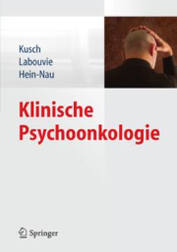 Kusch, Michael - Klinische Psychoonkologie, ebook
