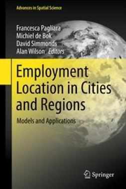 Pagliara, Francesca - Employment Location in Cities and Regions, ebook