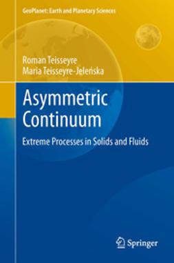 Teisseyre, Roman - Asymmetric Continuum, ebook