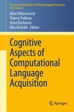 Villavicencio, Aline - Cognitive Aspects of Computational Language Acquisition, ebook
